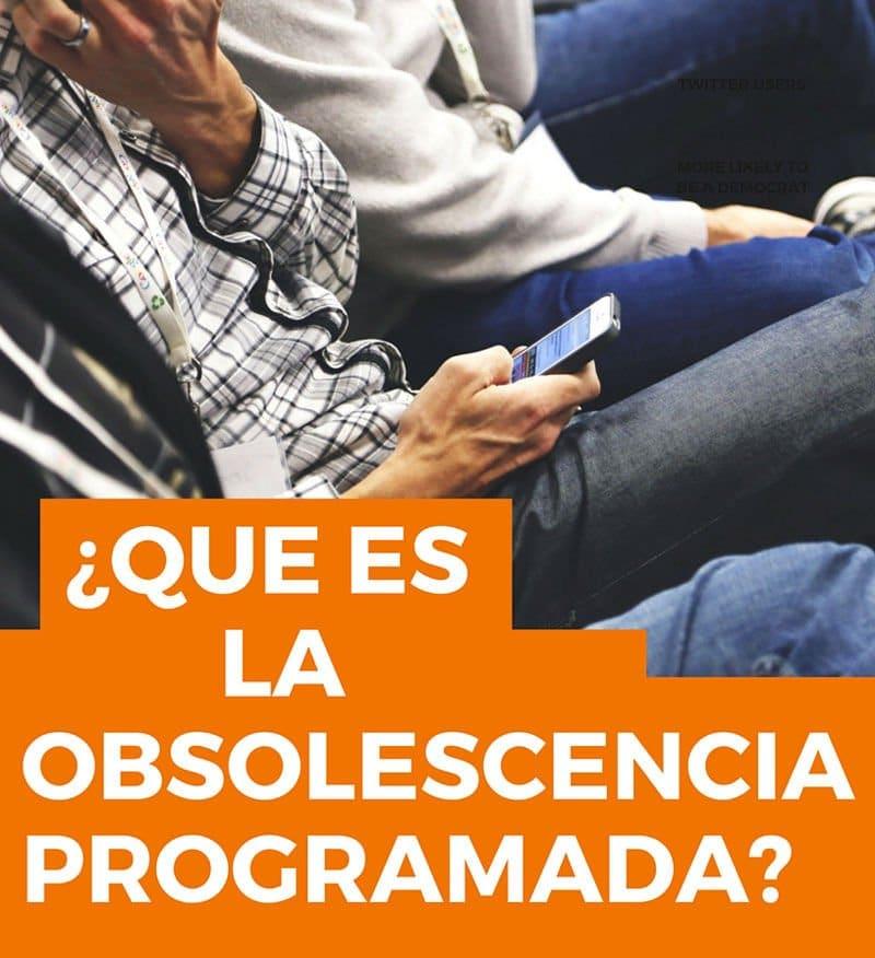 obsolescencia programada