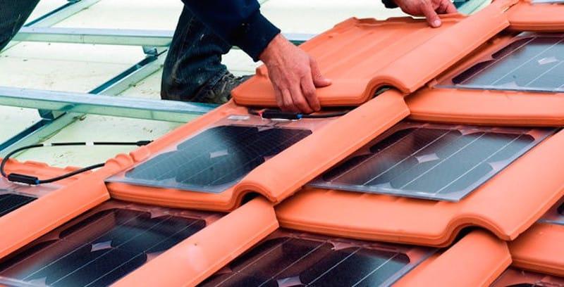 Tejas Solares Fotovoltaicas El Futuro De La Energ 237 A Solar