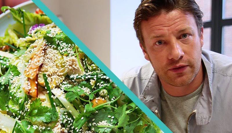 35 recetas veganas del chef jamie oliver for Cocina de jamie oliver