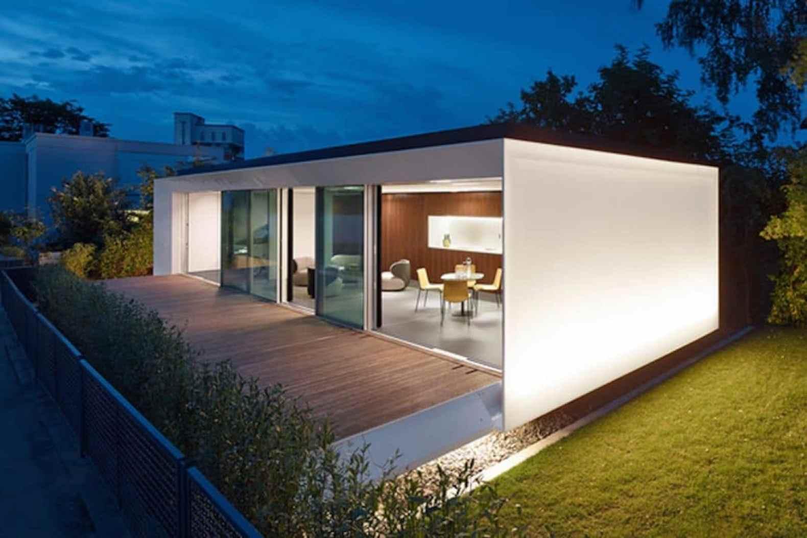 B10 Aktivhaus by Werner Sobek