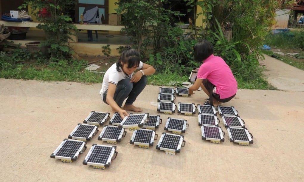 Escuela Solar autosuficiente en Tailandia1