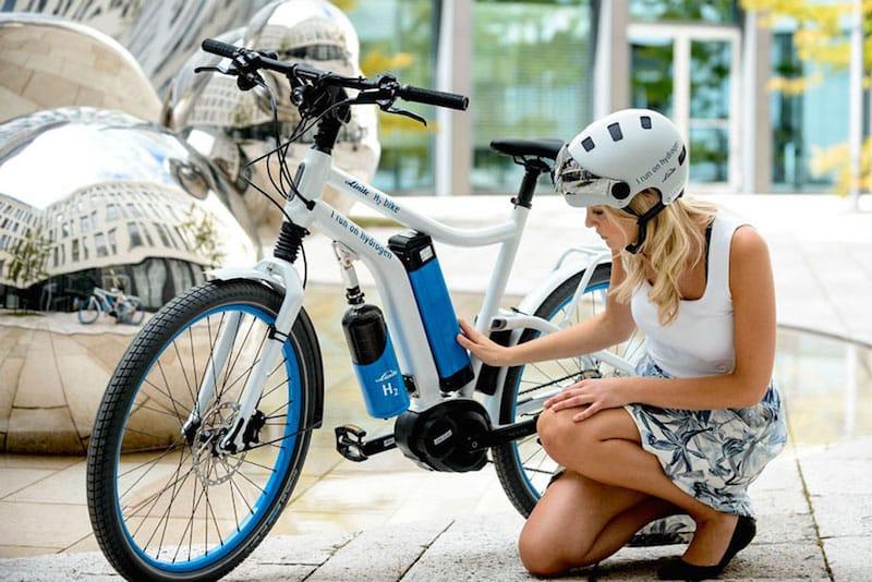 Bicicleta H2 Linde