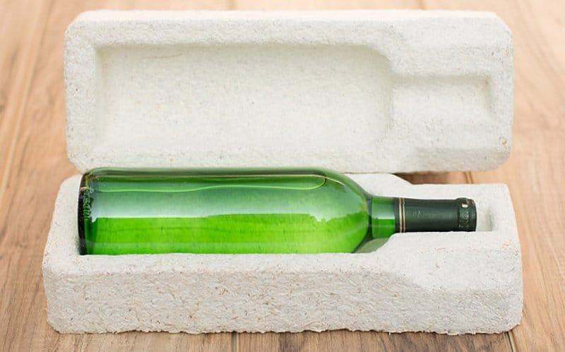 Mushroom Packaging. El nuevo embalaje sostenible para Ikea