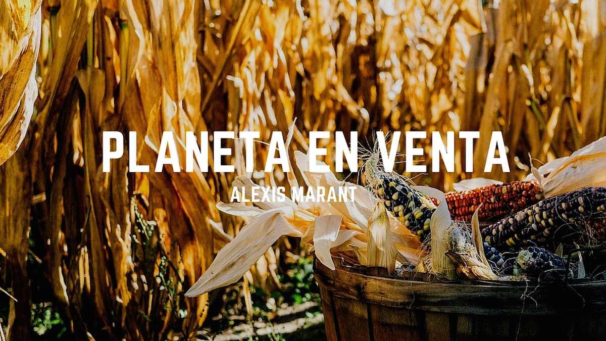 Planeta en venta