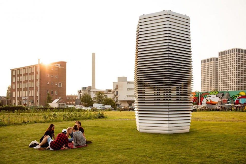 torre en Rotterdam