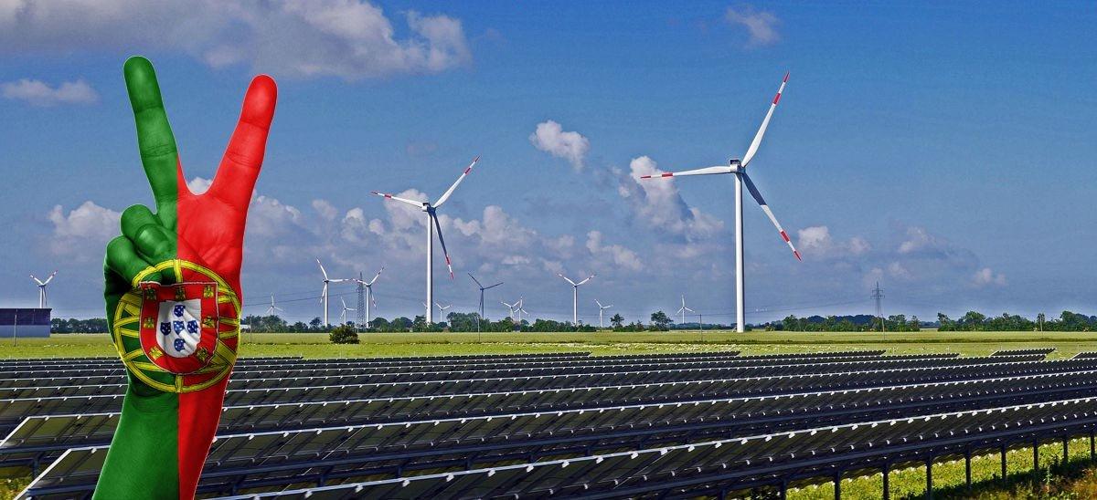 Portugal funcionó cuatro días consecutivos sólo con renovables