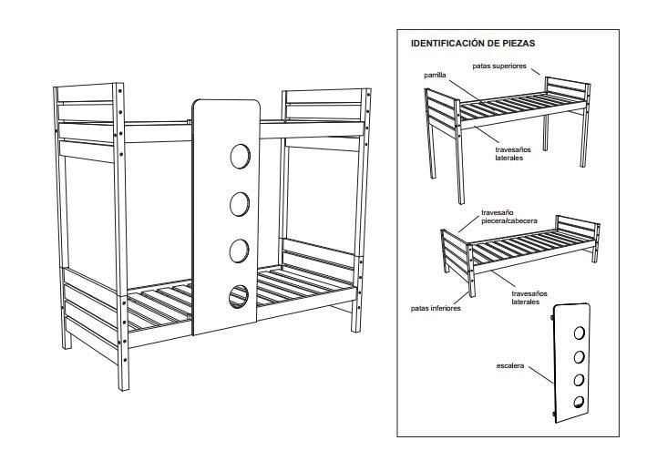 Hágalo usted mismo: Planos para construir muebles de madera ...
