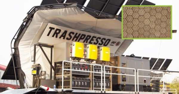 Trashpresso