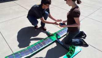 Cómo hacer una avioneta solar paso a paso