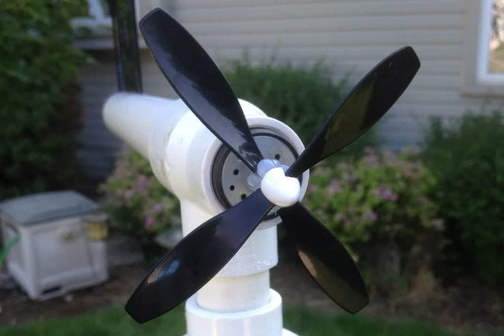 Fabrica tu aerogenerador casero paso a paso