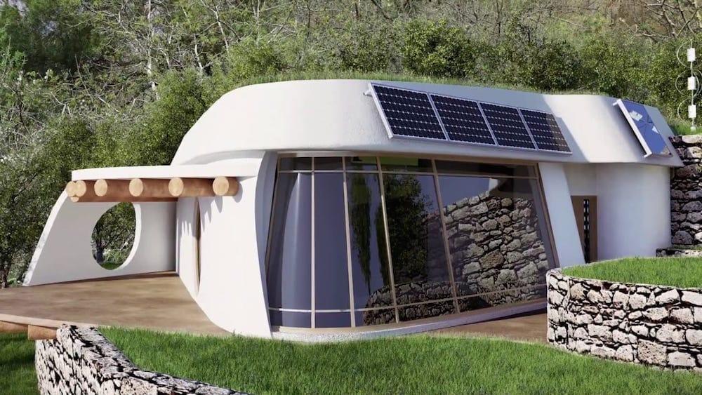 Lifehaus casa autosuficiente cero emisiones