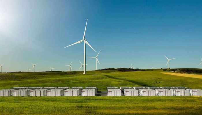 Tesla gana contrato para el primer proyecto solar, eólico y de almacenamiento con Powerpacks del mundo