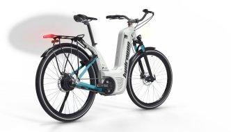 La primera bicicleta eléctrica de hidrógeno a un paso de salir a la venta