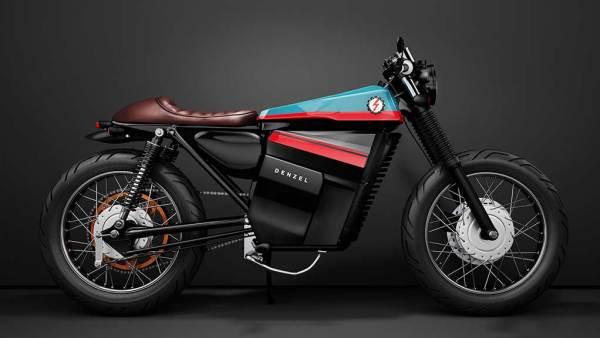 Denzel-cafe-racer-eléctrica