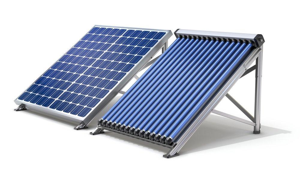Tipos de paneles solares para sacar el m ximo partido al sol - Tipos de paneles solares ...