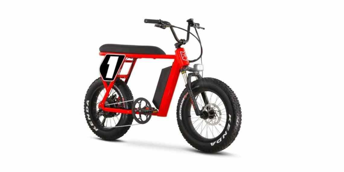 Juiced Bikes Scrambler