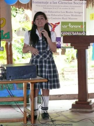 Fiesta de la Ciencia 2012 - Poencias
