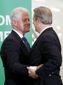 Bill Clinton - Al Gore