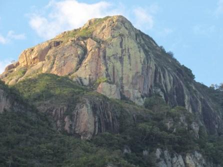 Cerro Los Cóndores. Foto: Jose Luis Ropero.