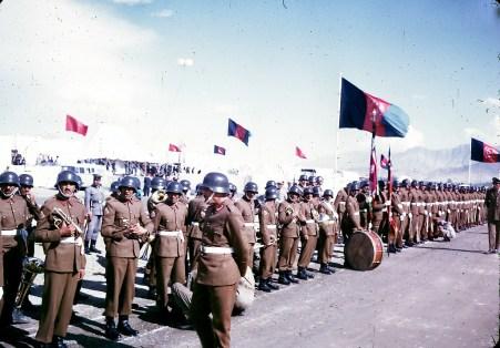 """Afghan military band."""