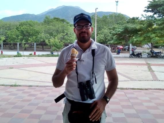 Jose Luis Ropero, Director del Proyecto Ecojugando.