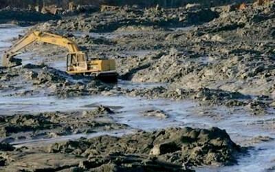 TVA Coal Ash SPill