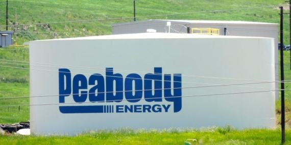 Peabody Energy Files for Bankruptcy