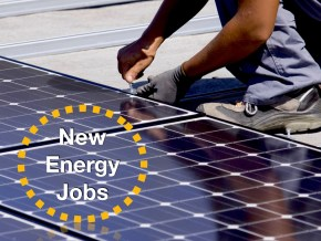 Renewable Energy Jobs Ignite in IL