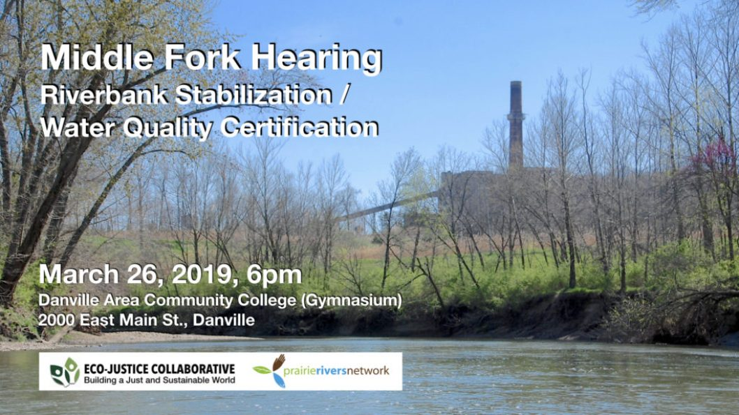 Middle Fork Public Hearing March 2019