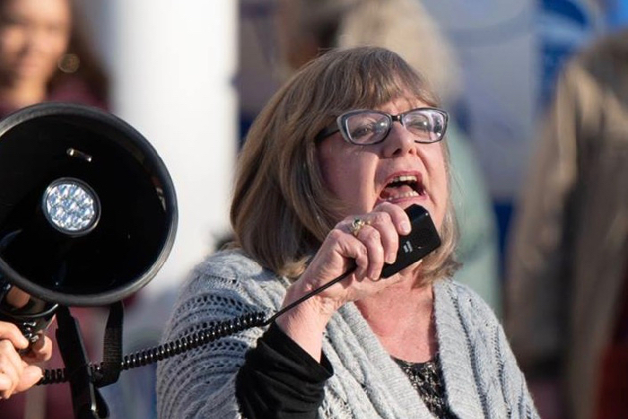 Pam Richart, Secretary