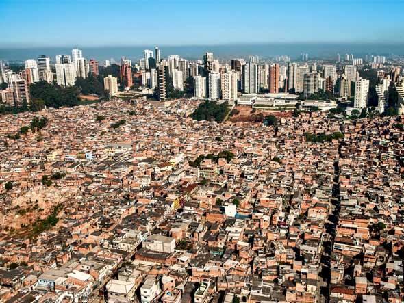 impatto ambientale dell'urbanizzazione