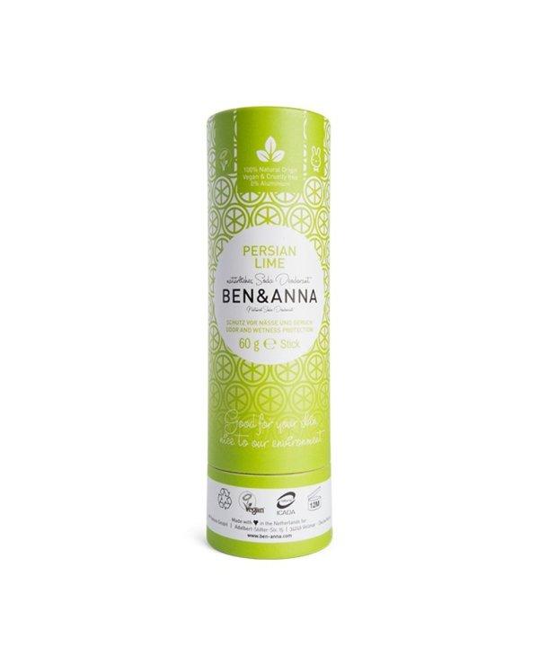 "Deodorante naturale per ascelle in stick ""Persian Lime"""
