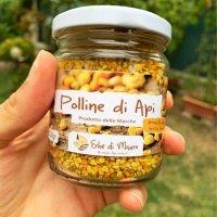 """Polline d'api, 120 g """"Erbe di Mauro"""""""