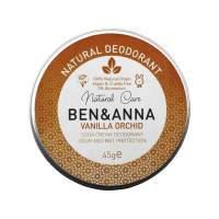 """Deodorante solido naturale per ascelle """"Vanilla Orchid"""""""