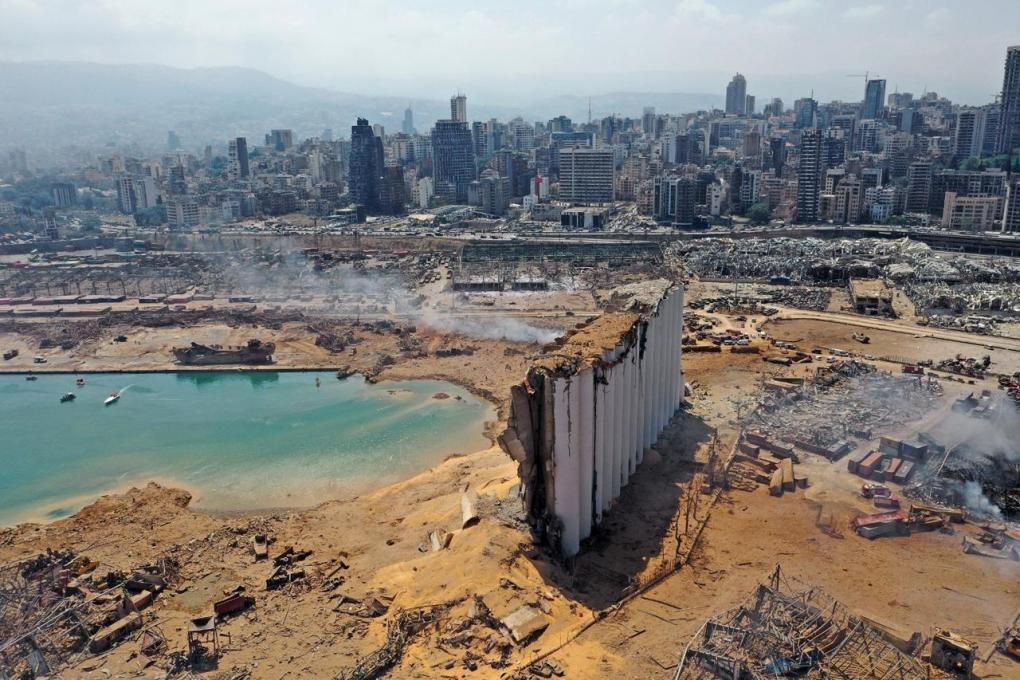 Pericolo tossine a Beirut, cos'è successo?