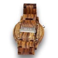 Orologio in legno ecologico da polso,