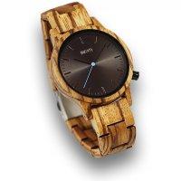 """Orologio in legno da polso ecologico, """"M35"""""""