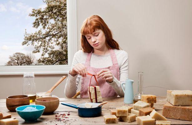 sapone fatto in casa ricetta antica