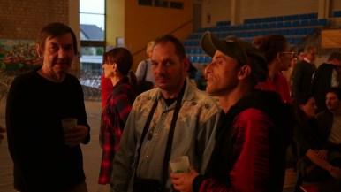 inauguration festival ecolaube 2018 a sainte savine - spectateurs 1