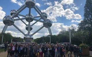 Excursion à Bruxelles (P3 – P4)