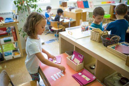 Article Le Temps Enseigner à l'école publique autrement