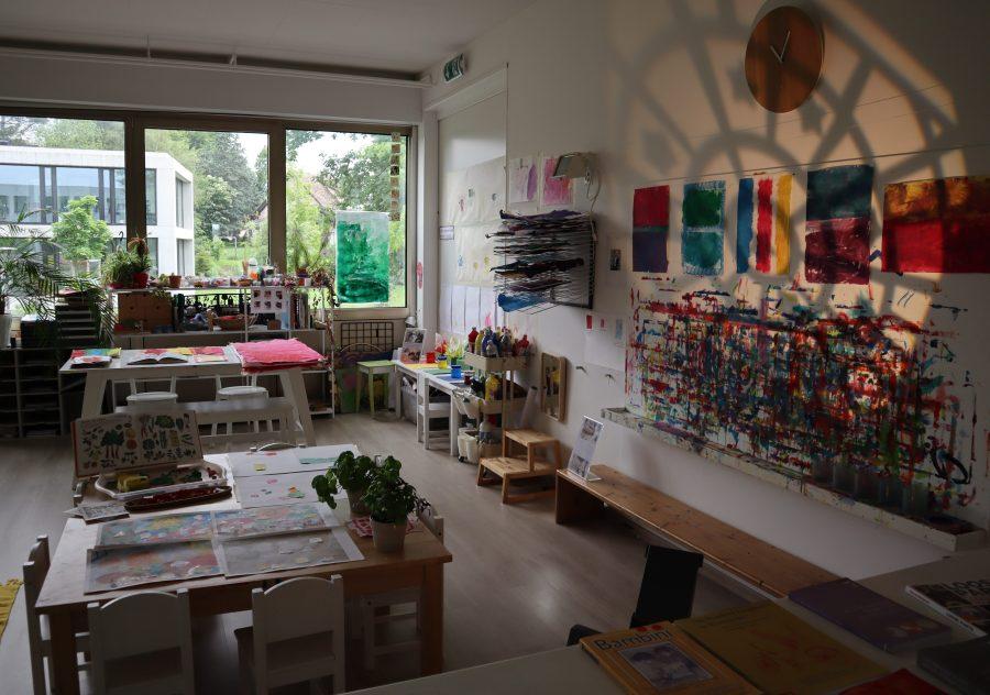 Espace Preschools - lecoline -Reggio Emilia