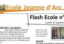 16/02/19 – Flash Equipe n°122 /  Récap' de la période 3
