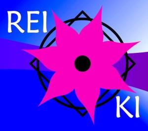 Le logo de l'école de Reiki