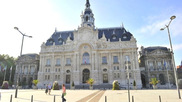 Mairie de la ville de Roubaix