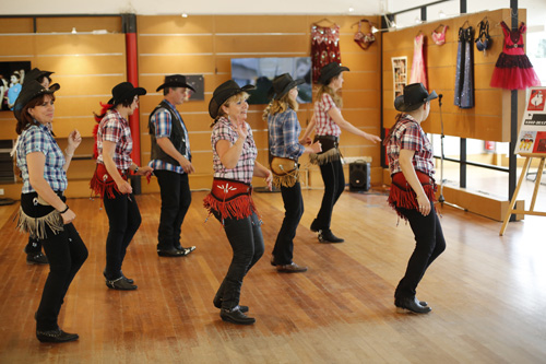 Country danse