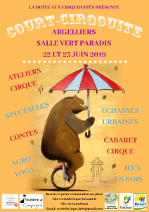Ateliers Cirque, Spectacles ... @ Salle Verts Paradis
