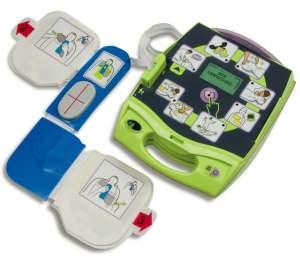 maintenance défibrillateur AED