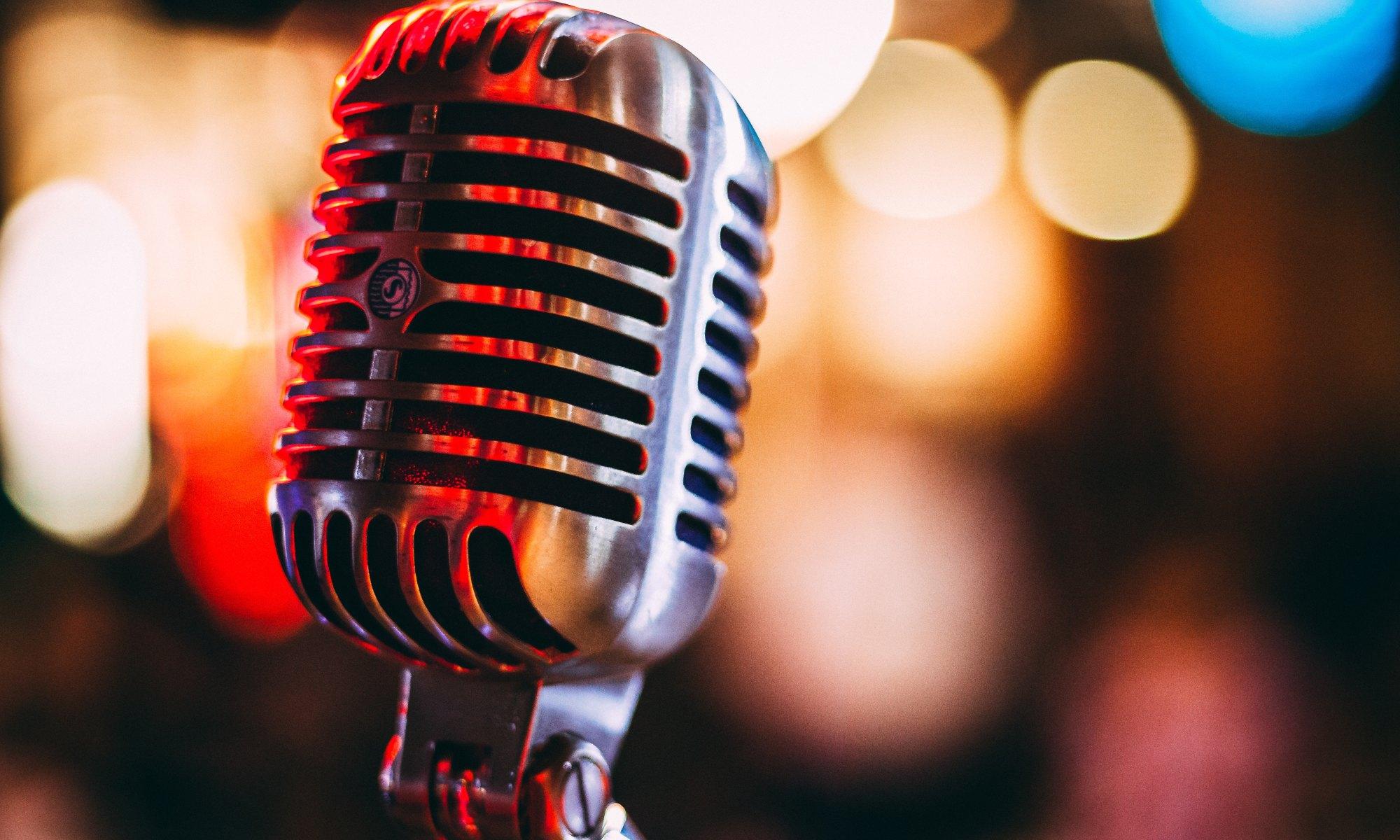 les 5 qualité d'un bon chanteur