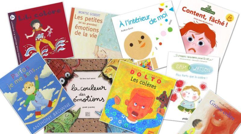 Maternelle 10 albums pour exprimer les motions ecole - Livre maternelle gratuit ...